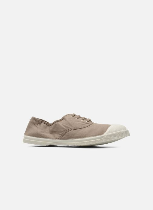Trainers Bensimon Tennis Lacets H Beige back view