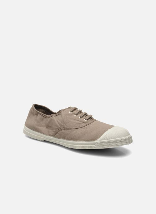 Trainers Bensimon Tennis Lacets H Beige detailed view/ Pair view