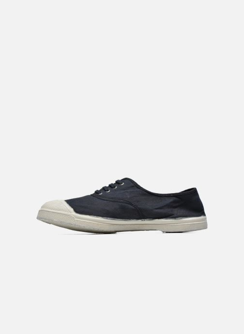 Sneakers Bensimon Tennis Lacets H Nero immagine frontale