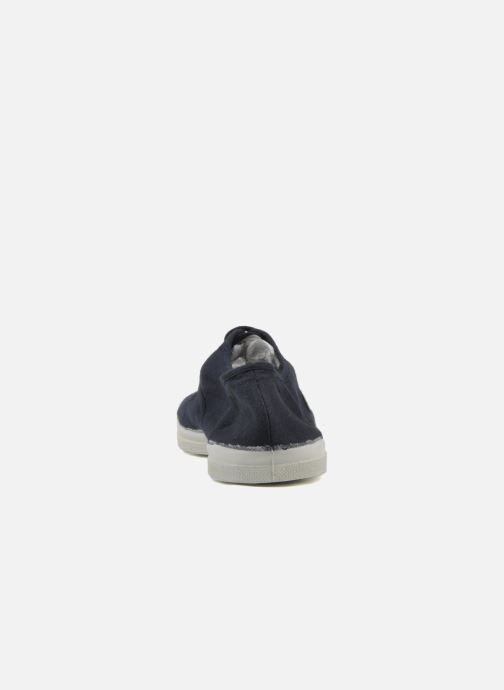 Sneaker Bensimon Tennis Lacets H blau ansicht von rechts