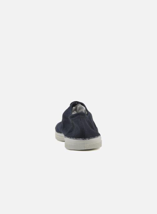 Sneakers Bensimon Tennis Lacets H Azzurro immagine destra
