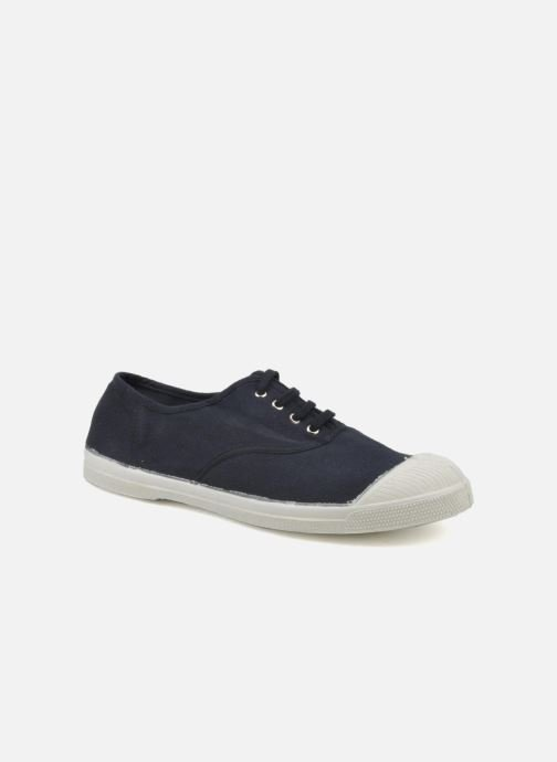 Trainers Bensimon Tennis Lacets H Blue detailed view/ Pair view