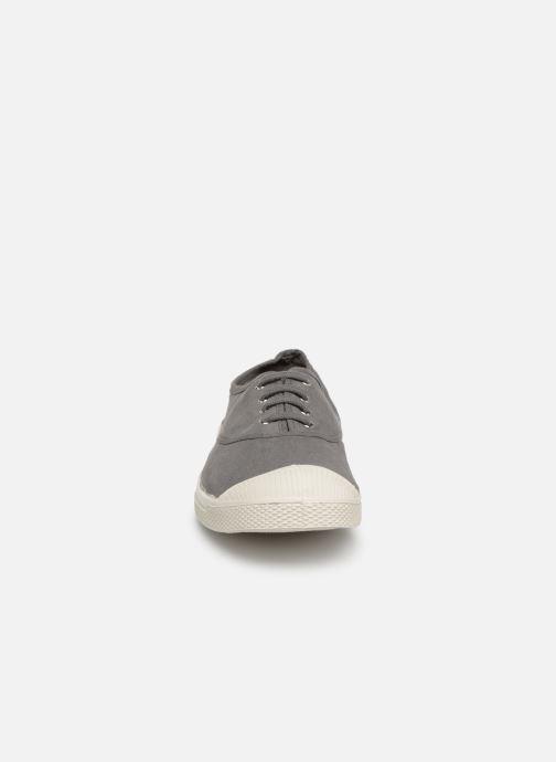 Sneaker Bensimon Tennis Lacets H grau schuhe getragen