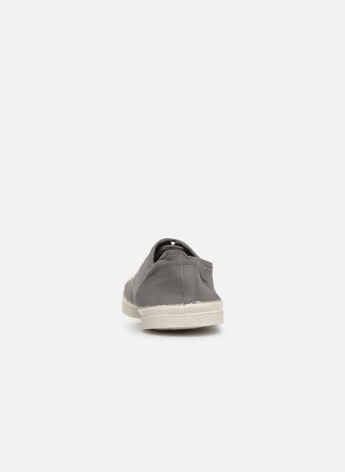 Sneakers Bensimon Tennis Lacets H Grijs rechts