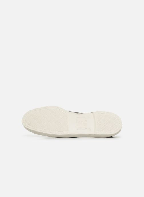 Trainers Bensimon Tennis Lacets H Grey view from above