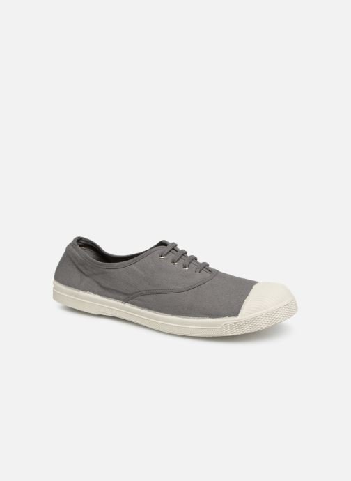 Trainers Bensimon Tennis Lacets H Grey detailed view/ Pair view
