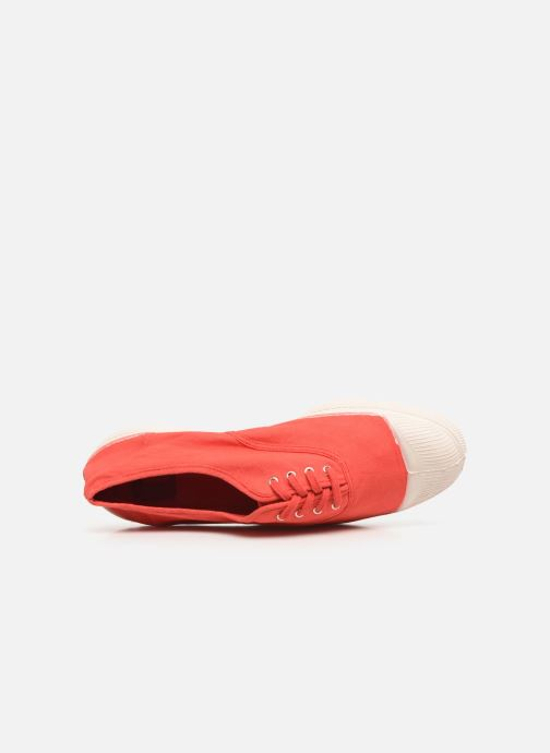 Sneakers Bensimon Tennis Lacets H Rood links