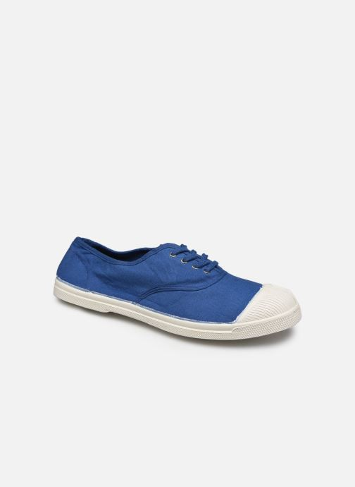 Sneakers Bensimon Tennis Lacets H Blauw detail