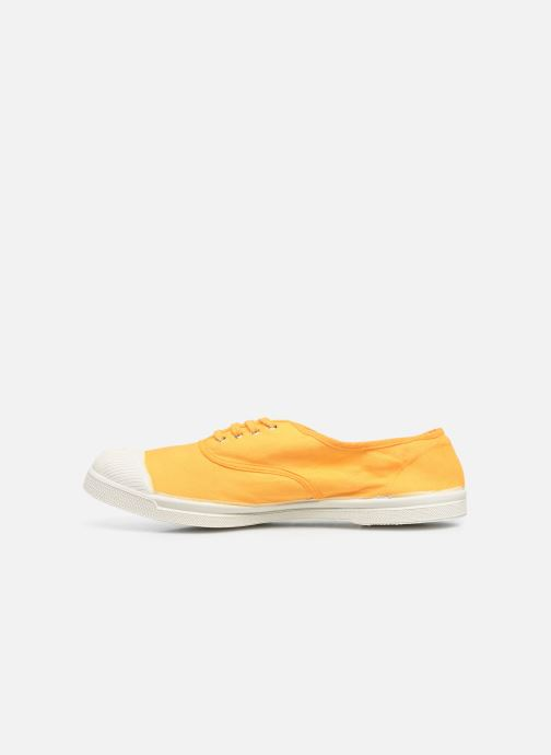 Sneakers Bensimon Tennis Lacets H Giallo immagine frontale