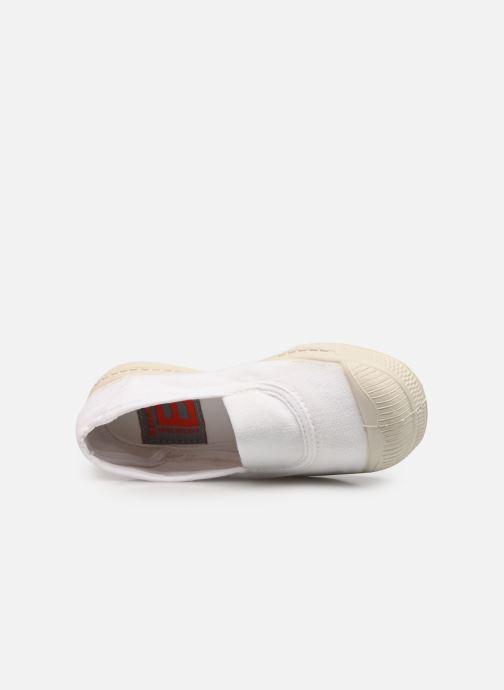 Sneakers Bensimon Tennis Elastique E Bianco immagine sinistra