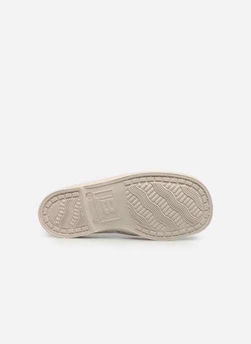 Sneakers Bensimon Tennis Elastique E Bianco immagine dall'alto