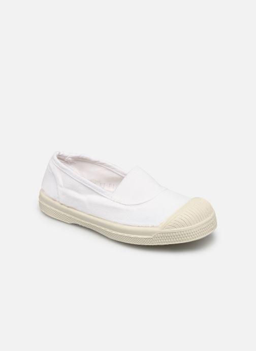 Sneakers Bensimon Tennis Elastique E Wit detail