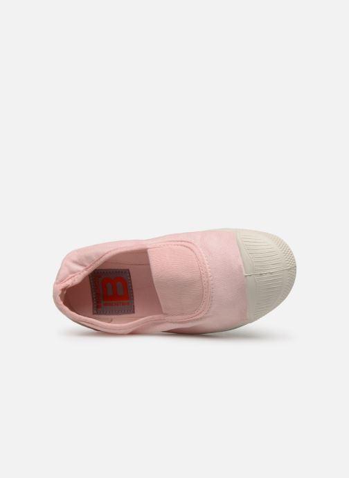 Sneakers Bensimon Tennis Elastique E Rosa immagine sinistra