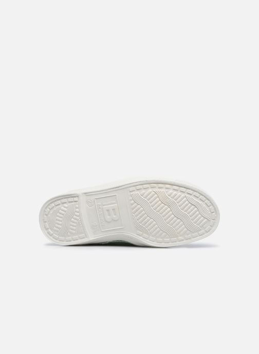 Sneakers Bensimon Tennis Elastique E Verde immagine dall'alto