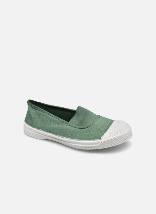 Sneakers Bensimon Tennis Elastique E Verde vedi dettaglio/paio