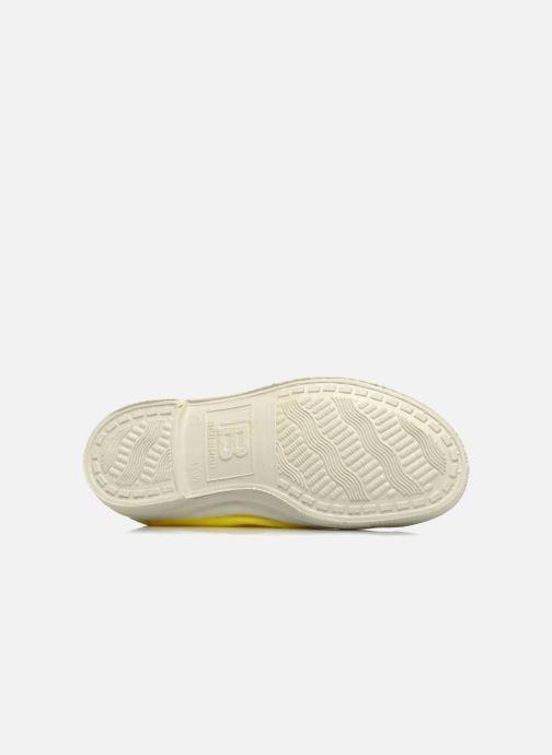 Sneakers Bensimon Tennis Elastique E Geel boven