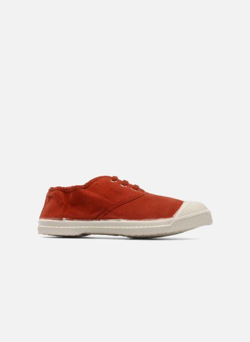 Sneakers Bensimon Tennis Lacets E Rood achterkant