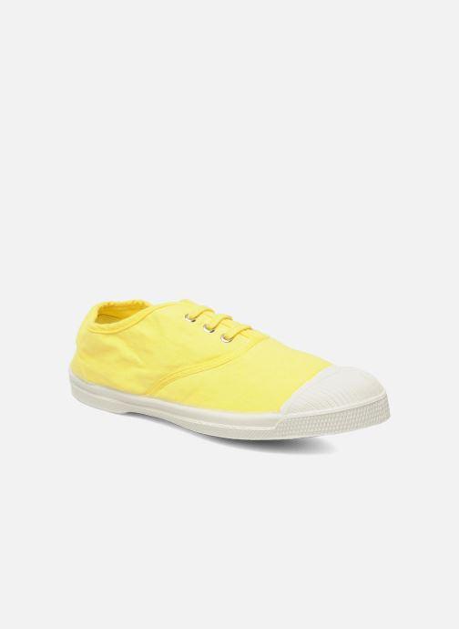 Sneaker Bensimon Tennis Lacets E gelb detaillierte ansicht/modell