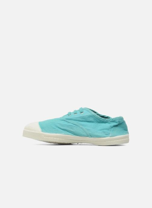 Trainers Bensimon Tennis Lacets E Blue front view