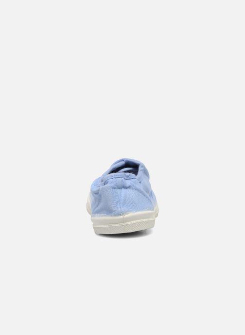 Sneaker Bensimon Tennis Lacets E blau ansicht von rechts