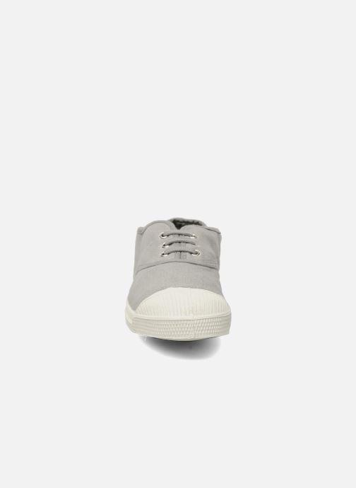 Sneaker Bensimon Tennis Lacets E grau schuhe getragen