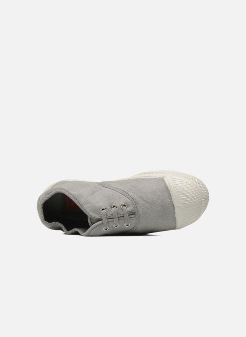 Sneaker Bensimon Tennis Lacets E grau ansicht von links