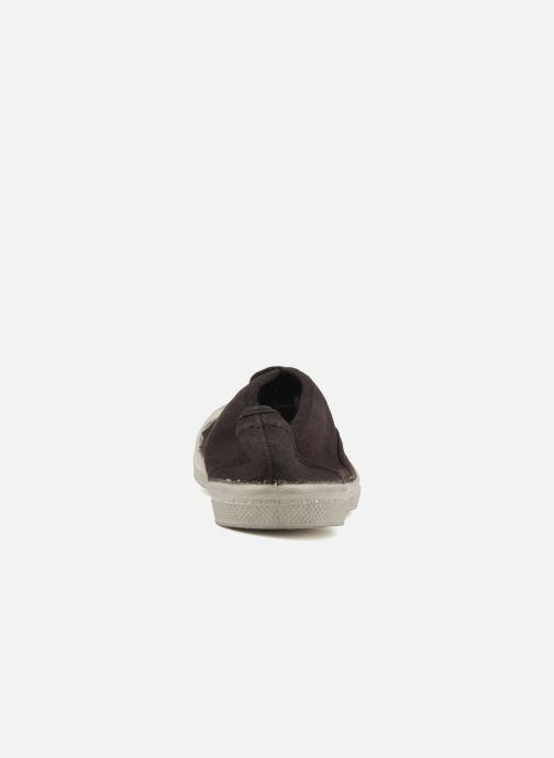 Sneakers Bensimon Tennis Lacets E Bruin rechts