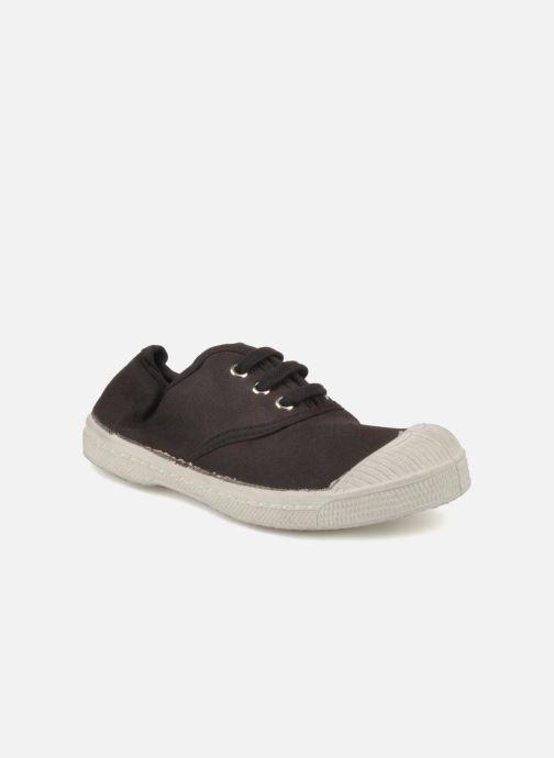 Sneakers Bensimon Tennis Lacets E Bruin detail