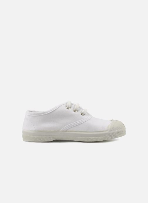 Trainers Bensimon Tennis Lacets E White back view