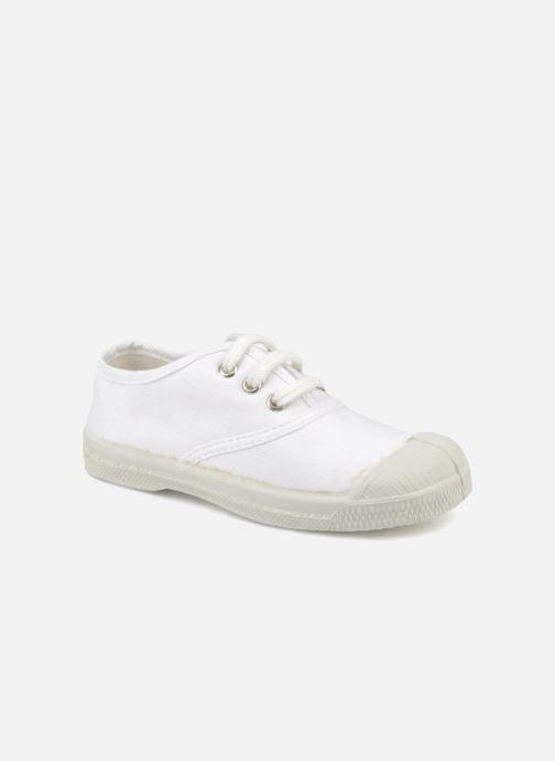 Sneaker Bensimon Tennis Lacets E weiß detaillierte ansicht/modell
