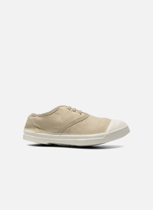 Trainers Bensimon Tennis Lacets E Grey back view