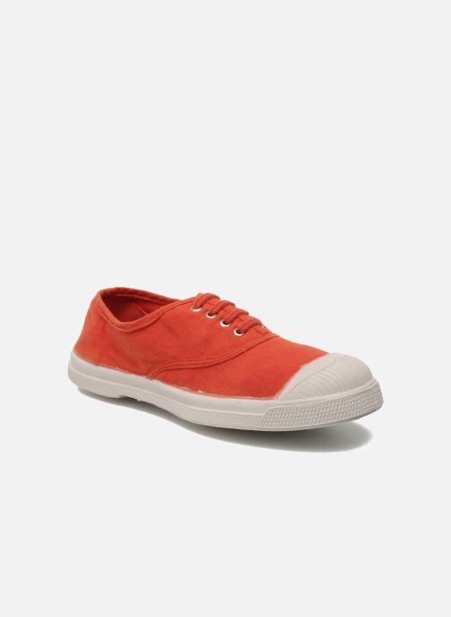 Sneakers Bensimon Tennis Lacets E Oranje detail