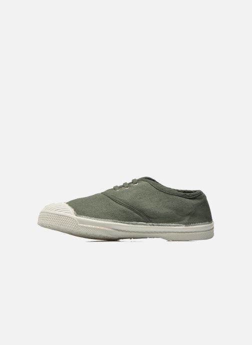 Trainers Bensimon Tennis Lacets E Green front view