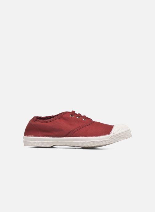 Sneakers Bensimon Tennis Lacets E Rød se bagfra