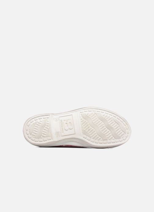 Sneakers Bensimon Tennis Lacets E Rød se foroven