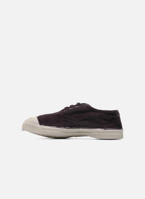 Sneakers Bensimon Tennis Lacets E Paars voorkant