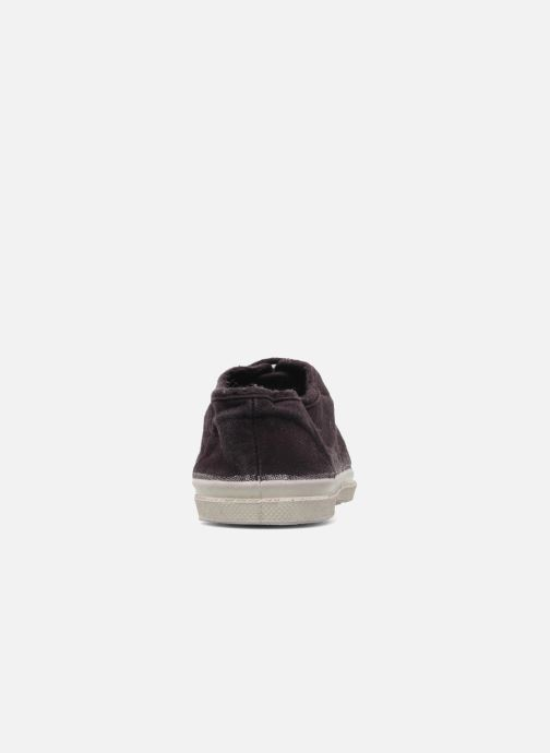 Sneakers Bensimon Tennis Lacets E Paars rechts