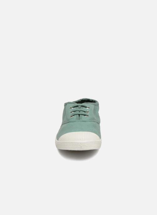 Sneakers Bensimon Tennis Lacets E Azzurro modello indossato