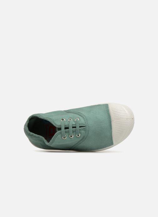 Sneakers Bensimon Tennis Lacets E Azzurro immagine sinistra