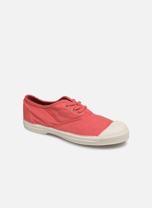 Sneaker Bensimon Tennis Lacets E rosa detaillierte ansicht/modell