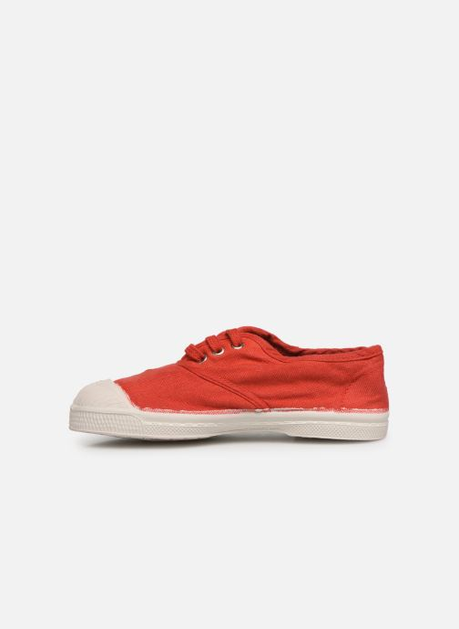 Trainers Bensimon Tennis Lacets E Red front view