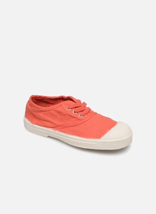 2d1e092147c65f Bensimon Tennis Lacets E (Orange) - Baskets chez Sarenza (389608)