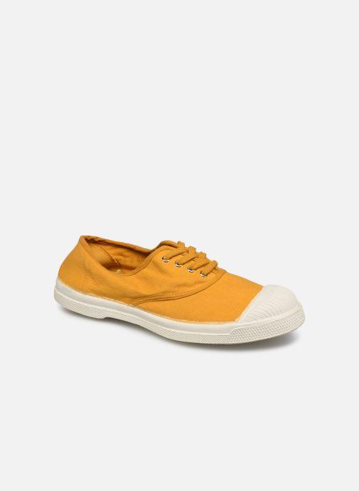 Sneakers Bensimon Tennis Lacets E Gul detaljeret billede af skoene
