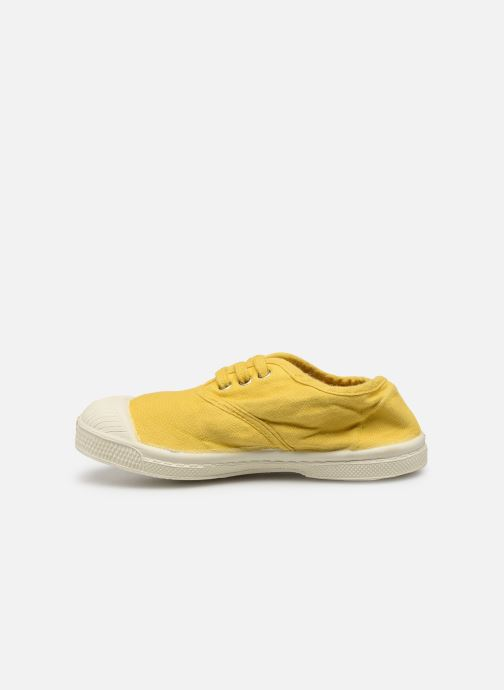 Sneakers Bensimon Tennis Lacets E Giallo immagine frontale