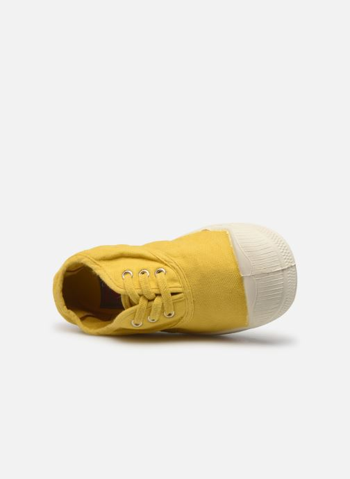 Sneakers Bensimon Tennis Lacets E Gul se fra venstre