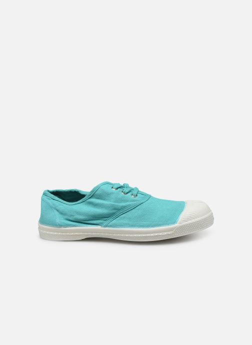 Trainers Bensimon Tennis Lacets E Blue back view