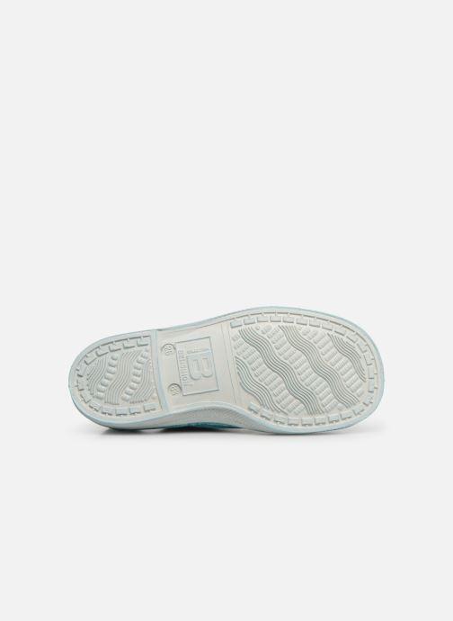 Sneakers Bensimon Tennis Lacets E Azzurro immagine dall'alto