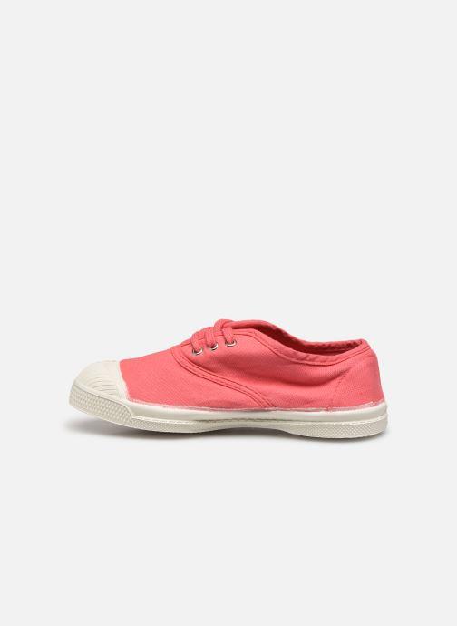 Sneakers Bensimon Tennis Lacets E Rosso immagine frontale
