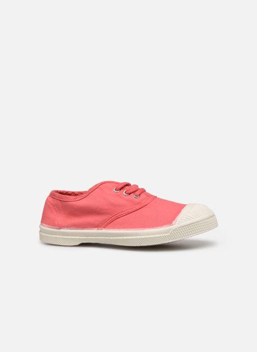 Sneakers Bensimon Tennis Lacets E Rosso immagine posteriore