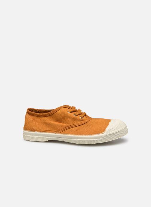 Sneakers Bensimon Tennis Lacets E Bruin achterkant